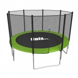 Батут UNIX line Simple 8 ft (244 см) Green (outside) - SportKiosk, г. Сургут, пр. Мира 33/1 оф.213