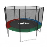 Батут UNIX line Simple 8 ft (244) Color (outside) - SportKiosk, г. Сургут, пр. Мира 33/1 оф.213